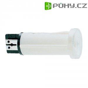 Signálka RAFI, 230 V, zelená (transparentní), 14 mm, kulatá