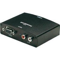 Konvertor Manhattan VGA/HDMI