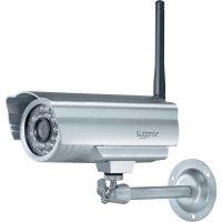 Barevná bezpečnostní Wi-Fi/LAN kamera Sygonix 43588A, 640 x 480 px