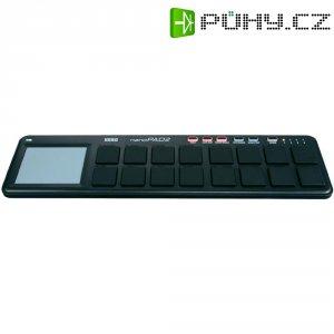 MIDI kontoler s USB Korg nanoPad2