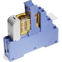 Vazební relé pro lištu DIN Finder 48.61.8.230.4060, 230 V/AC, 16 A, 1 přepínací kontakt