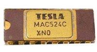 MAC524C - přesný měřící zesilovač, DIP16