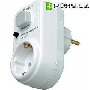 Bezpečnostní mezizásuvka Kopp PRCD-3P, IP40, bílá