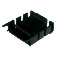 Zásuvný chladič Assmann WSW V8510SN pro TO 220, 25,4 x 25 x 8,5 mm, 18 K/W