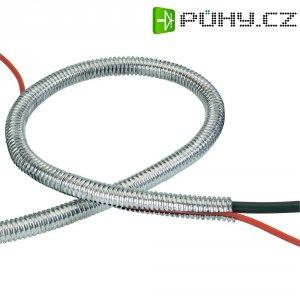 Chránič kabelu, 4007928101020, délka 2 m, chrom