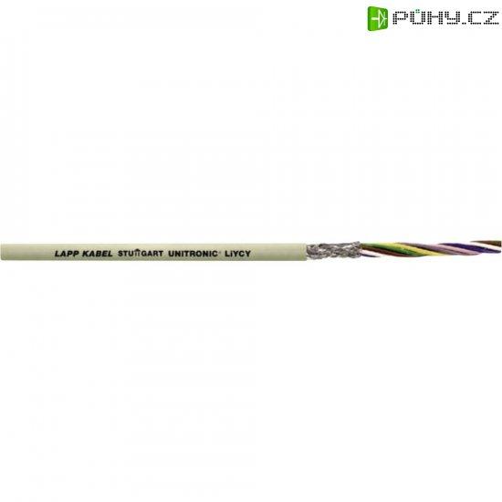 Datový kabel UNITRONIC LIYCY 3 x 0,34 mm2, šedá - Kliknutím na obrázek zavřete