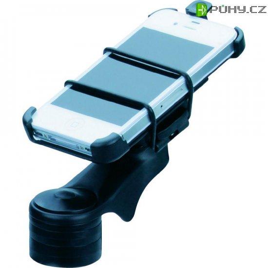 Držák Herbert Richter pro jízdní kola, iPhone 4 + držák BM9 - Kliknutím na obrázek zavřete