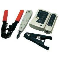 Sada nástrojů pro práci na sítích LogiLink WZ0012