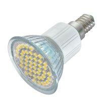 Žárovka LED E14/230V (48SMD) 3,5W - bílá teplá