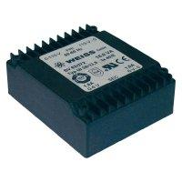 Plochý transformátor, Weiss 18 VA - 2x 6 V