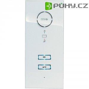 Vnitřní jednotka pro domácí telefon m-e ADV-100, bílá