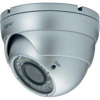 Venkovní dome kamera Sygonix 700 TVL, 8,5 mm Sony CCD, 12 VDC, 4 - 9 mm