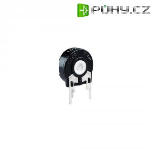 Trimr Piher vertikální, PT 15 LH 250R, 250 Ω, 0,25 W, ± 30 %