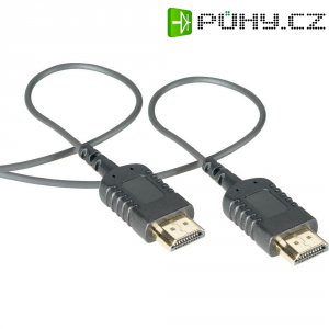 Speaka High Speed HDMI kabel s ethernetem, 0,8 m
