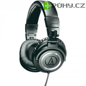 Studiová sluchátka Audio Technica ATH-M50