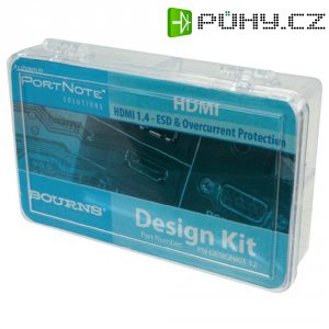 Sada k ochraně HDMI obvodů Bourns PN-Designkit-12