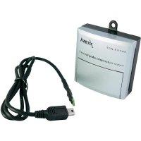 Bezdrátový senzor teploty Arexx TSN-EXT44 s externím teplotním čidlem