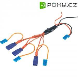 Napájecí kabel Modelcraft, 3 serva, 3 kanály, JR