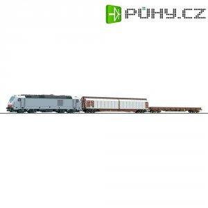 Startovací sada nákladního vlaku a dieslovky Tillig TT