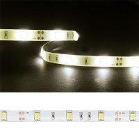 LED pásek 5050 30LED/m IP54 7.2W/m bílá teplá (1ks=10cm) zalitý