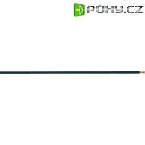 Flexibilní lanko LappKabel LiFY, 1x1.5 mm², 3,7 mm černá
