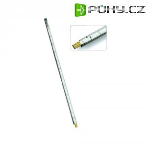Dekorativní LED lišta, 12 LED, 12 V, 0,8 W, bílá