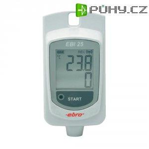 Bezdrátový teplotní datalogger ebro EBI 25-T, -30 až +60 °C