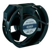 Axiální ventilátor Sepa KA1725HA2BMT, 861578403, 230 V/AC, 57 dBA, 150 x 173 x 51
