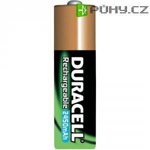 Akumulátor Duracell, NiMH, AA, 2450 mAh, 4 ks