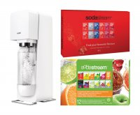Sodastream sada SOURCE White new bílá + 2x PP12