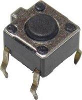 Mikrotlačítko do DPS Apem, PHAP3302D, 12 V/DC, 0,05 A, vyp./(zap.)