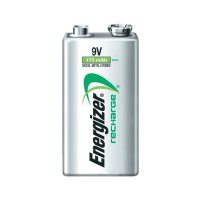 Akumulátor Energizer PowerPlus9 V, NiMH, 175 mAh