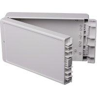 Univerzální nástěnné pouzdro ABS Bopla 96035225, (d x š x v) 125 x 231 x 60 mm, šedá