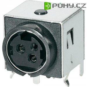 Vestavná síťová zásuvka BKL Electronic, 20 V, 7,5 A, horizontální, stříbrná, 0212003