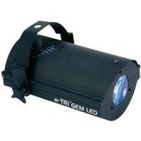 LED efektový reflektor ADJ Tri GEM, 1212300006, 3 W, multicolour