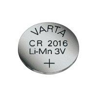 Knoflíková baterie Varta CR2016, lithium, 06016101401