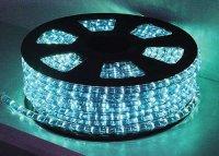 Světelná žárovková hadice 44m modrá