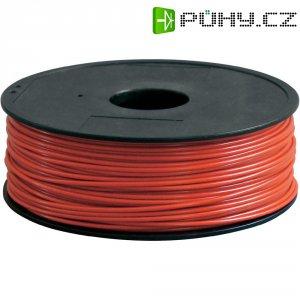 Náplň pro 3D tiskárnu, Renkforce PLA300R1, PLA, 3 mm, 1 kg, červená