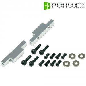 CNC držák serva přední GAUI X2 (212304)