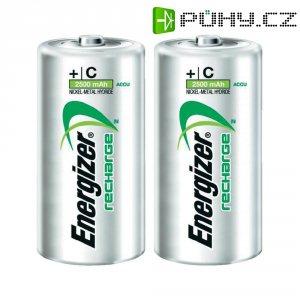 Akumulátor Energizer PowerPlus, NiMH, C, 2500 mAh, 2 ks