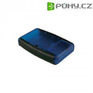 Univerzální pouzdro ABS Hammond Electronics 1553DBKBKBAT, 147 x 89 x 24 mm, černá (1553DBKBKBAT)