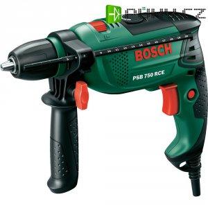 Příklepová vrtačka, Bosch PSB 750 RCE, 0603128500, 750 W, vč. kufru