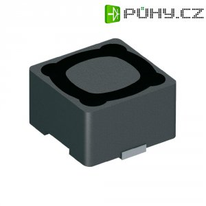 SMD vysokoproudá cívka Fastron PIS2816-100M-04, 10 µH, 1,84 A, 20 %, ferit