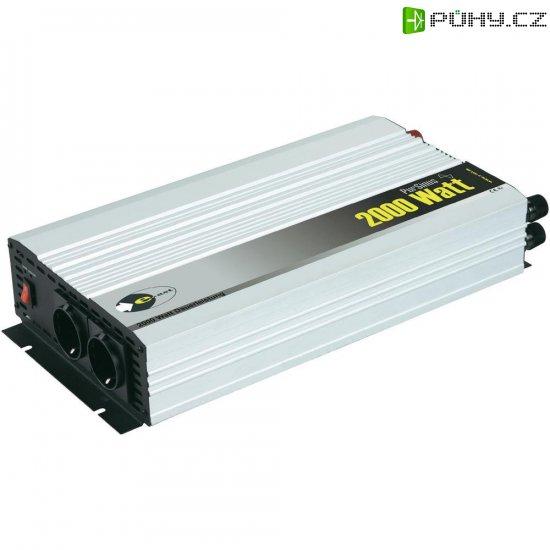 Trapézový měnič napětí DC/AC e -ast HPL 2000-12, 12V/230V, 2000 W - Kliknutím na obrázek zavřete