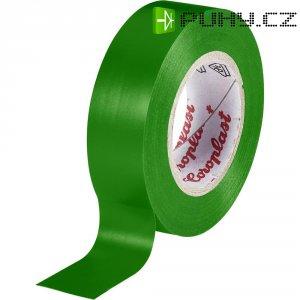 Izolační páska Coroplast, 302, 19 mm x 10 m, zelená