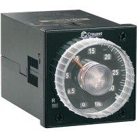 Vestavné časovací relé analog Crouzet, 88886016, TIMER TMR 48U, 5 A