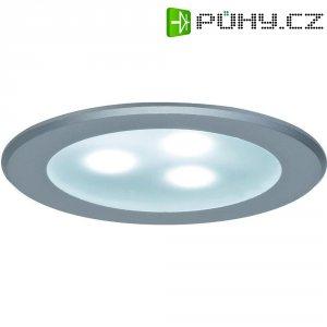 Vestavné LED světlo do nábytku Paulmann Micro Line, 3x 3 W, studená bílá, 75 mm