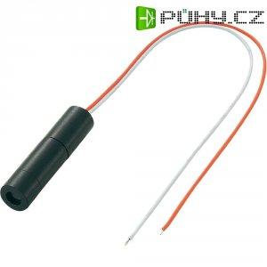 Laserový modul bod, LM01RDD-F, 0,95 mW