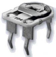 Cermetový trimr TT Electro, 2002103055, 1 MΩ, 0,5 W, ± 20 %