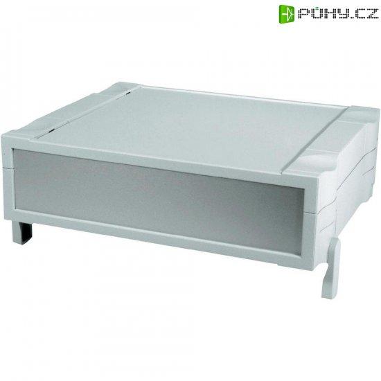 Stolní pouzdro ABS Bopla, (d x š x v) 196,9 x 174 x 65,2 mm, šedá (BO 32009) - Kliknutím na obrázek zavřete